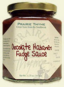 Chocolate Habanero Fudge Sauce [chfs.jpg]
